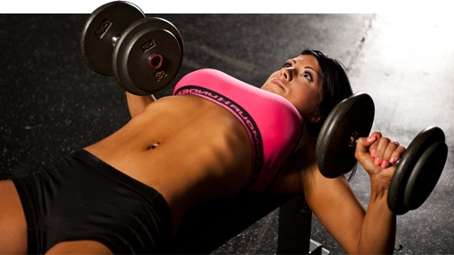 exercises for the female breast