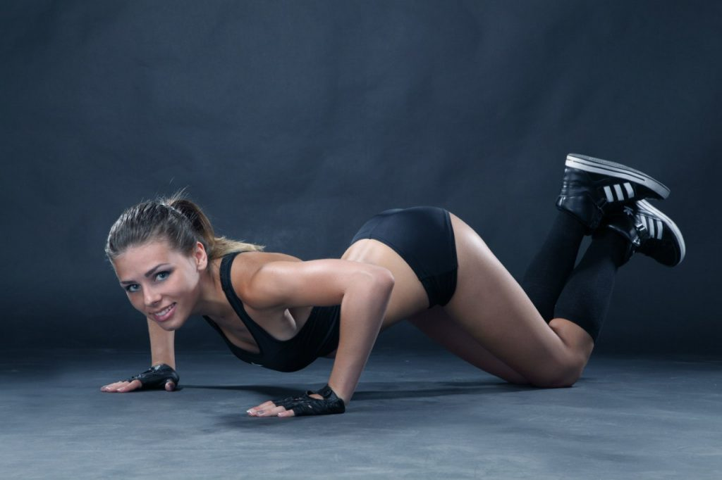 exercises for the muscles of the female breast